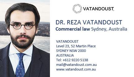 Reza Vatandoust | دکتر وطن دوست