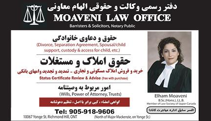 Elham Moaveni | الهام معاونی