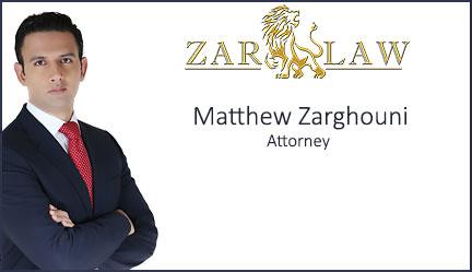 Matthew Zarghouni