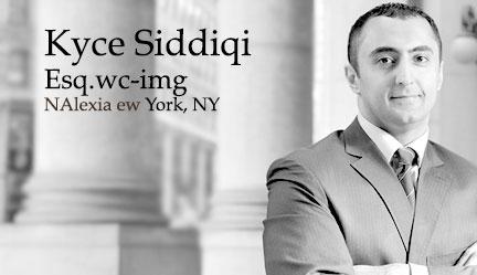 Kyce Siddiqi  قیس صدیقی