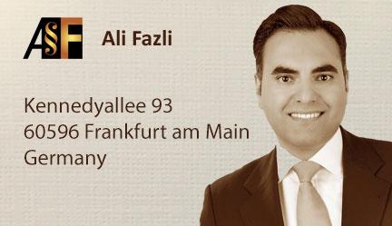 Ali Fazli  علی فضلی