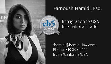 Farnoush Hamidi | فرنوش حمیدی