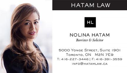 Nolina Hatam | نولینا حاتم