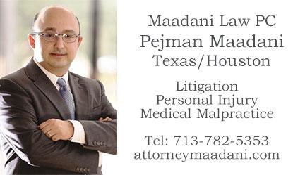 Pejman Maadani | پژمان مدنی