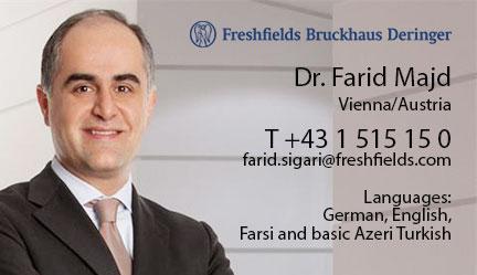 Dr. Farid Majd | دکتر فرید مجد