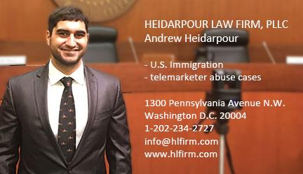 Andrew Heidarpour | آندرو حیدر پور