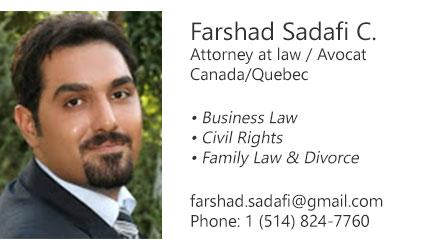 Farshad Sadafi  فرشاد صدفی