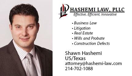 Shawn Hashemi