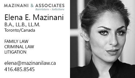 Elena Mazinani | النا مزینانی