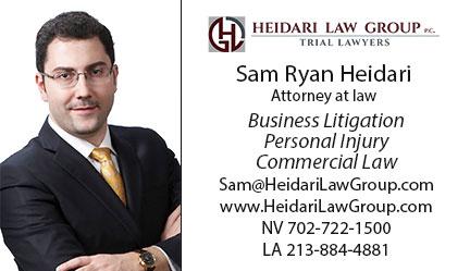 Ryan Heidari | سامان  حیدری