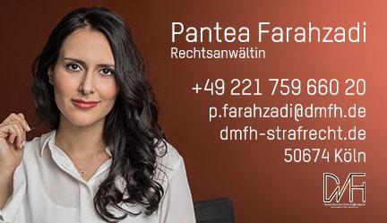 Pantea Farahzadi | پانته آ  فرحزادی
