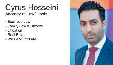 Cyrus Hosseini  کوروش حسینی