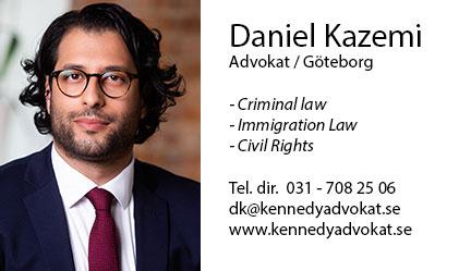 Daniel Kazemi  دانیال کاظمی