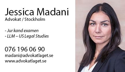 Jessica Madani  جسیکا مدنی