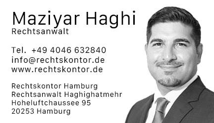 Maziyar Haghi  مازیار حقی