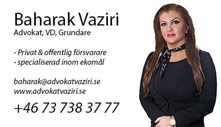 Baharak Vaziri  بهارک وزیری