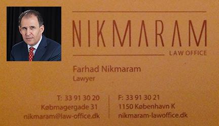 Farhad Nikmaram | فرهاد نیک مرام